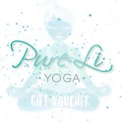Pure-Li Yoga Gift Voucher