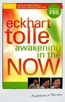 Awakening in the Now: DVD By Eckhart Tolle